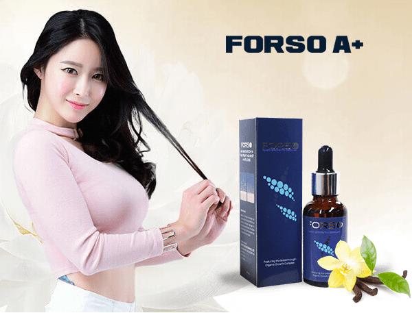 FORSO A+ trị rụng tóc và kích thích mọc tóc giá bao nhiêu, mua ở đâu?