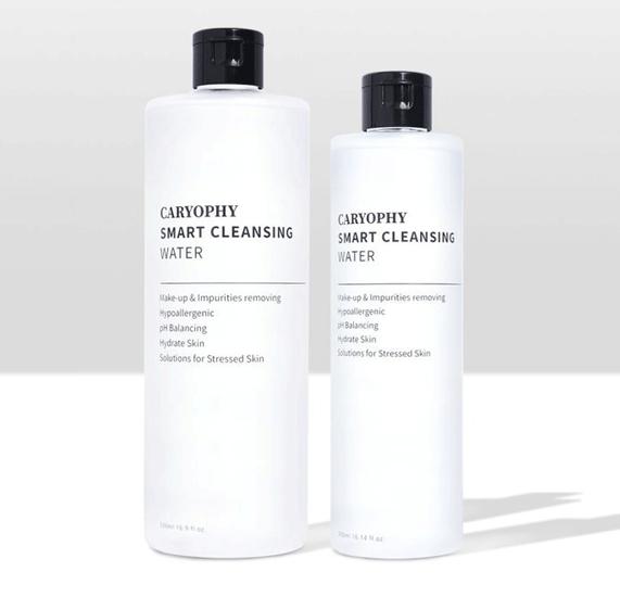 Nước tẩy trang CARYOPHY SMART CLEANSING WATER có tốt không? Giá bao nhiêu?