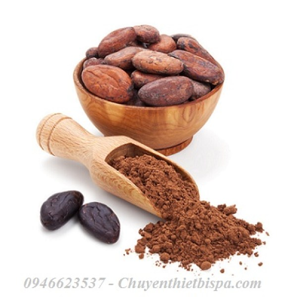 Bột mặt nạ cacao