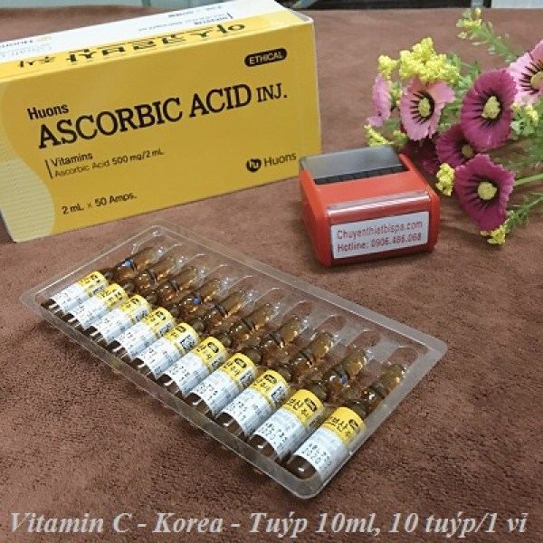 Vitamin C_Injection Korea