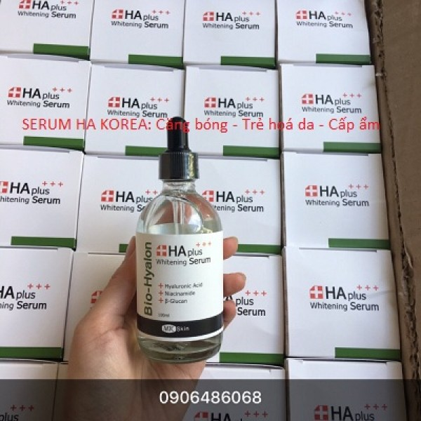 Serum HA Plus Whitening Korea