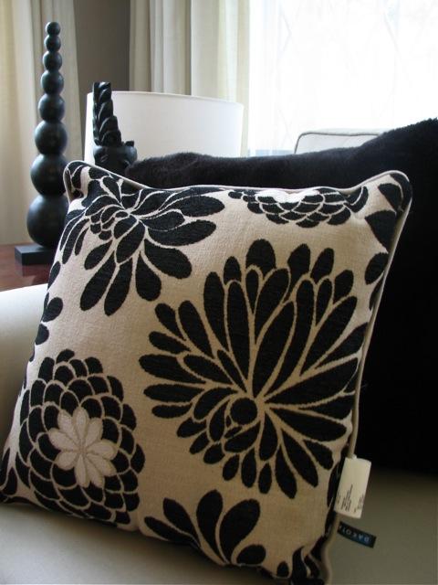 Black Khaki Interior Design Home