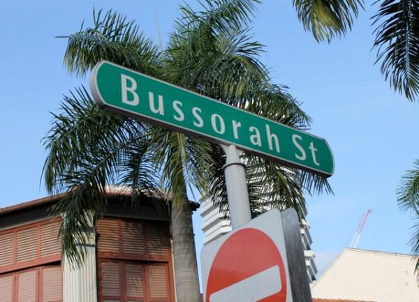 Bussora St