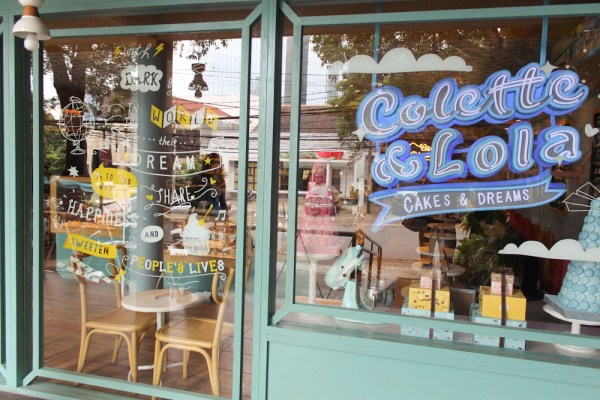 Colette & Lola ☆ Adorable Cake Shop in Jakarta - Chuzai ...