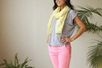 Monday Mode  Styling with scarves - Chuzai  Living