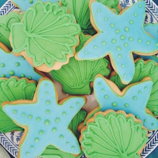 TH Bakes Sugar Cookies