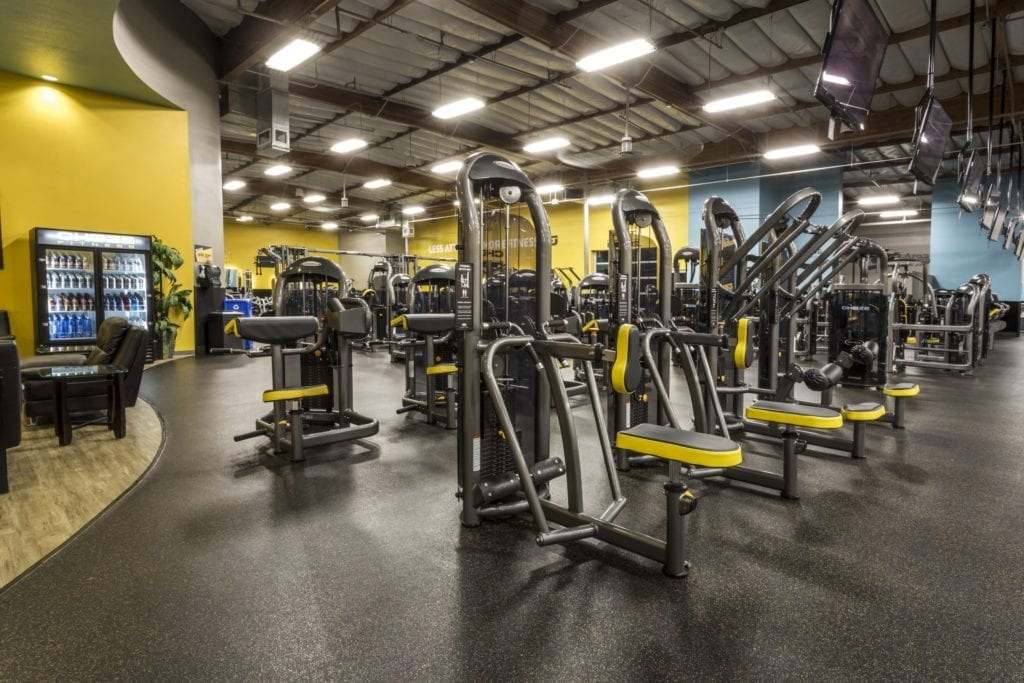 Affordable Gym  Cypress CA Fitness Center  Chuze Fitness