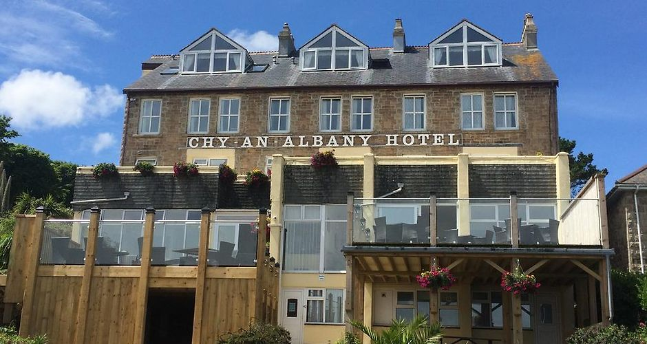 Chy An Albany Hotel St Ives