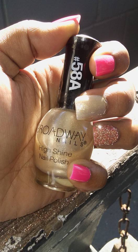 broadway nails #58a chynna's