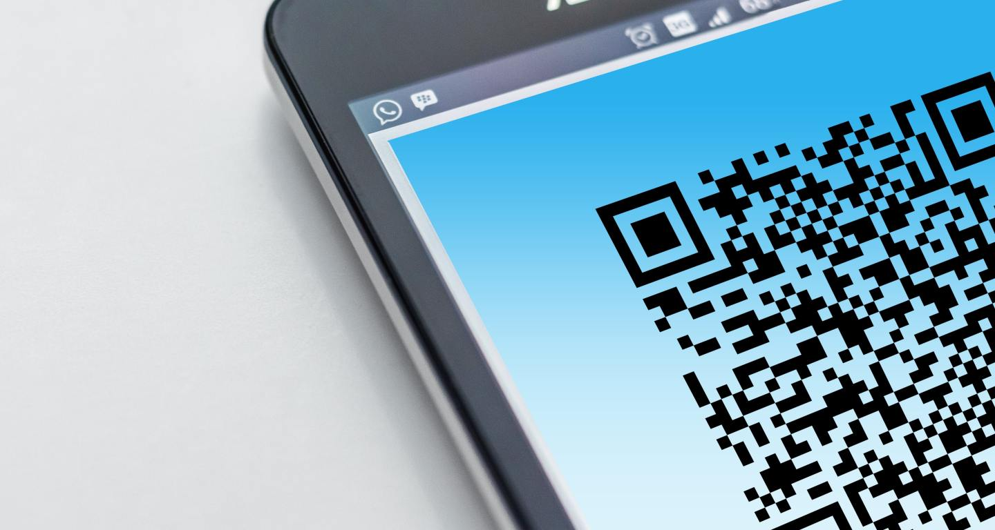 QR codes are coming