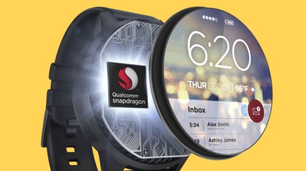 Nový Qualcomm procesor slibuje zvýšení výdrže baterie u nositelných zařízení