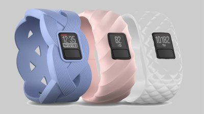 Garmin Vivofit 3 je fitness náramek s roční výdrží baterie