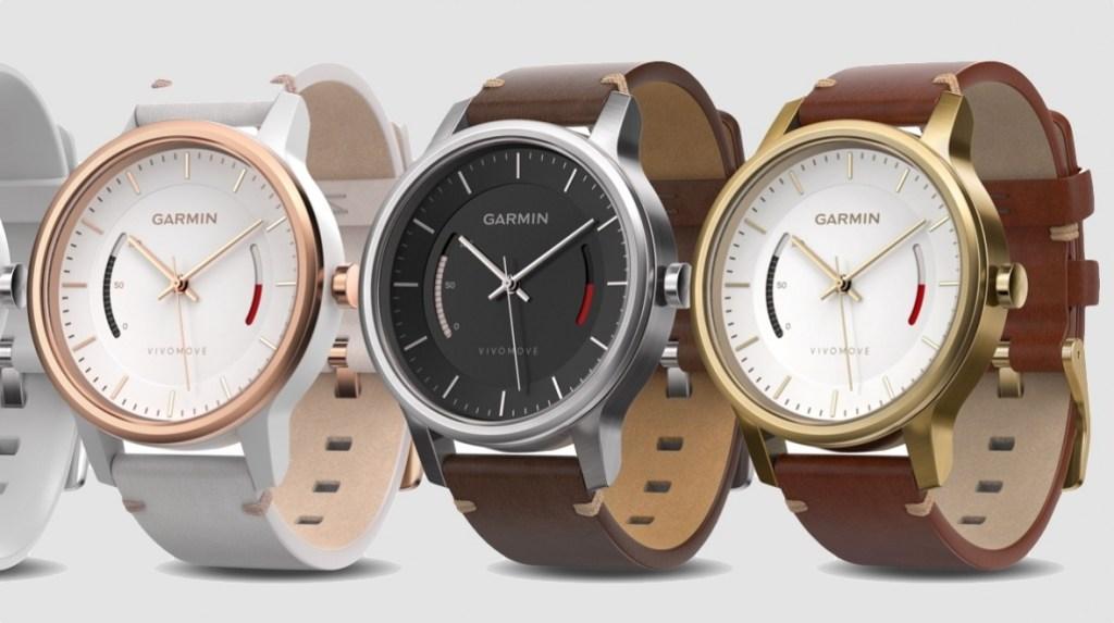 Garmin Vivomove, fitness tracker se vzhledem tradičních hodinek