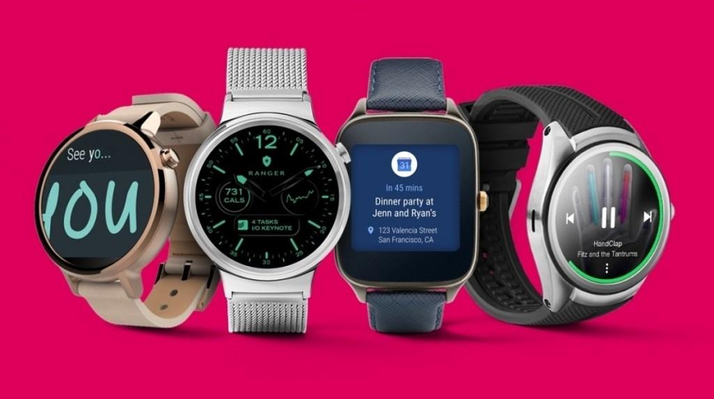 Android Pay by se již brzy mohl objevit na chytrých hodinkách