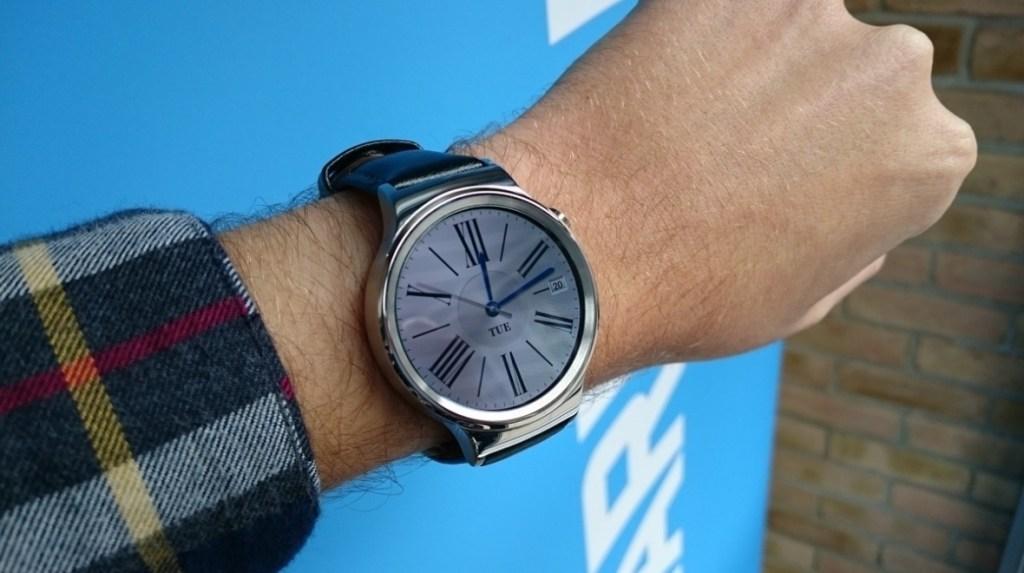 Původní Huawei Watch dostanou Android Wear 2.0!