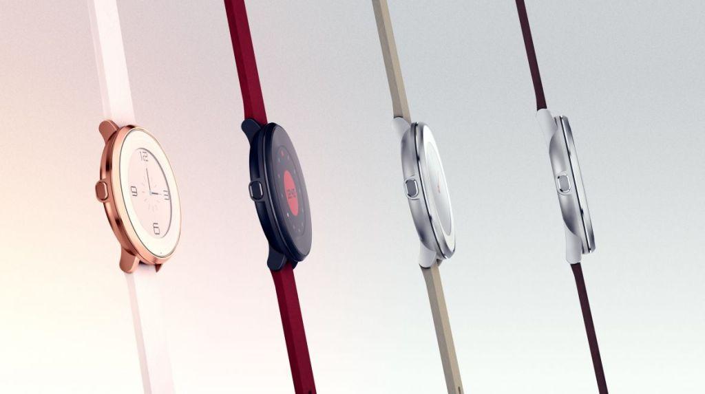Pebble představil kulaté hodinky!