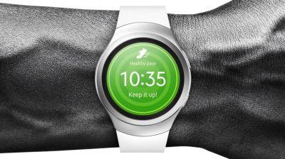 Samsung ukázal 'nadčasové partnery' Gear S2
