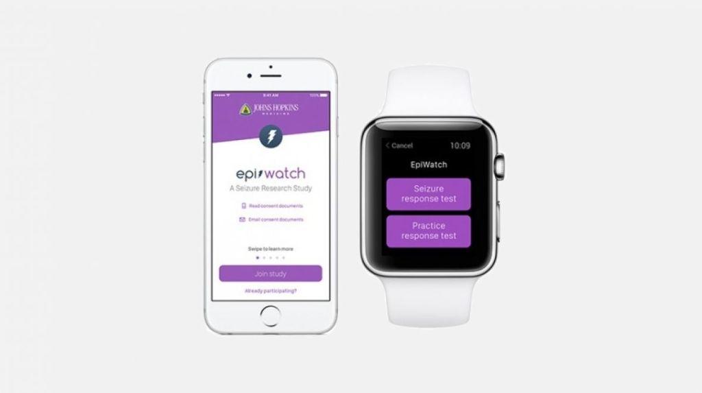 ResearchKit aplikace pro Apple Watch, která snímá epileptické záchvaty