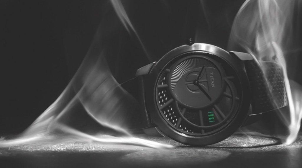 HP spolupracuje s Titanem na nových chytrých hodinkách