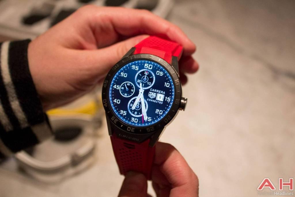Chytrých hodinek Tag Heuer bychom se měli dočkat příští měsíc!