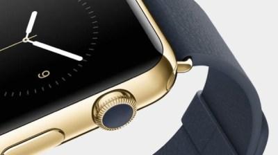 Proč stojí zlaté Apple Watch 200 000kč?