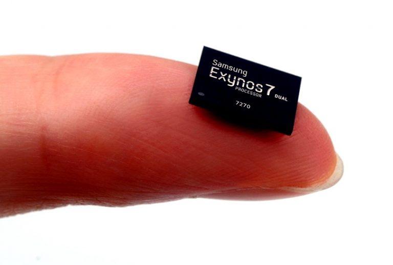 Samsung představil nový čip pro chytré hodinky
