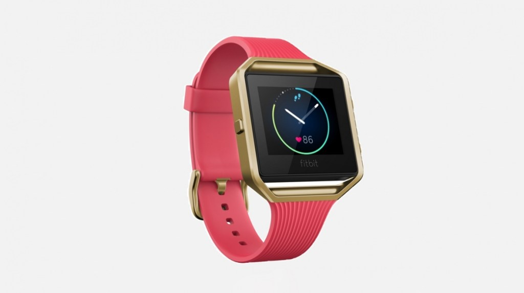 Fitbit Blaze dostávají rámeček z 22-karátového zlata, vylepšené notifikace a další…