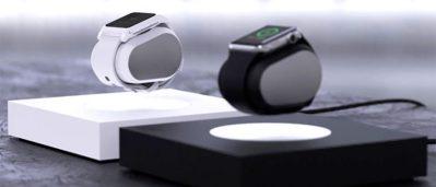 S nabíječkou Lift budou Vaše Apple Watch levitovat