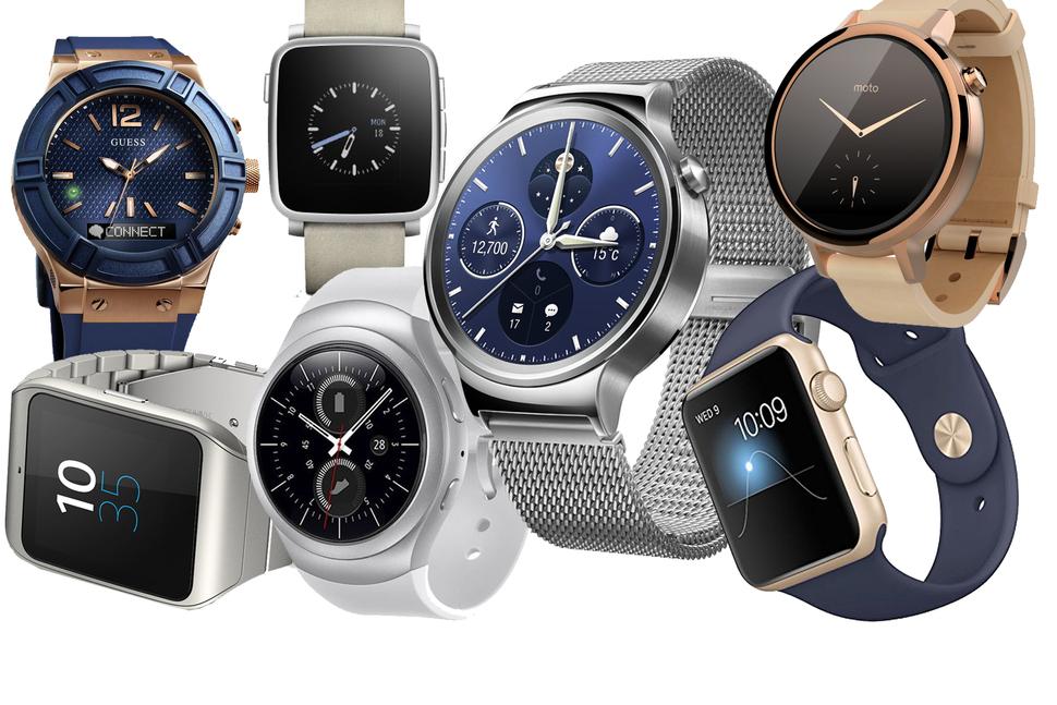 Prodeje chytrých hodinek se meziročně hluboce propadly
