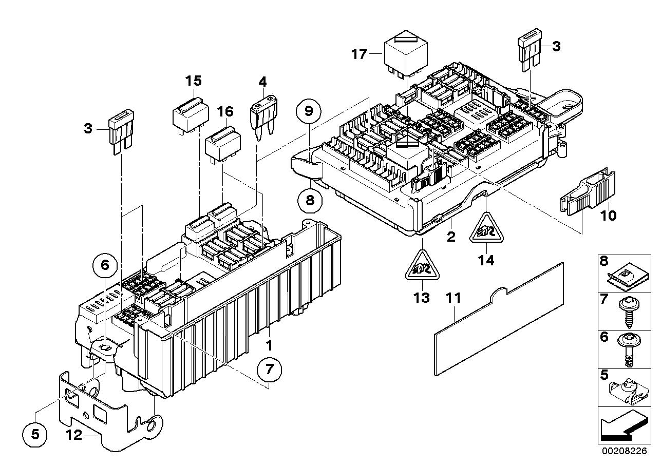 BMW, X5 E70, SAV X5 4.8i, ECE, 61 Vehicle electrical