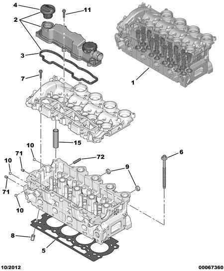 Model, Berlingo (b9), Body: TYPE 6 SHORT PLATFORM CAB