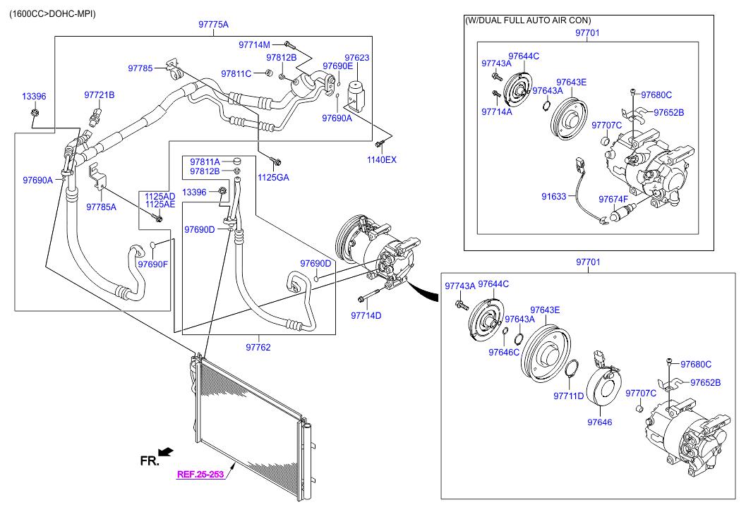2012 General, 2012 i30 12 (2012-2015), ELECTRICAL, 97976