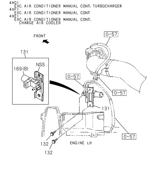 small resolution of isuzu 4he1 engine diagram wiring library 2006 isuzu ascender engine diagram isuzu 4he1 engine diagram