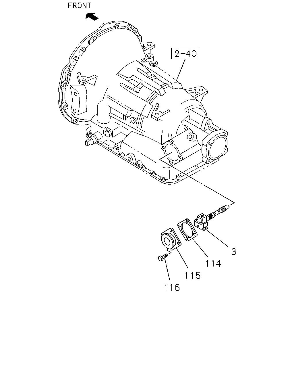 Allison transmission at545 parts manual