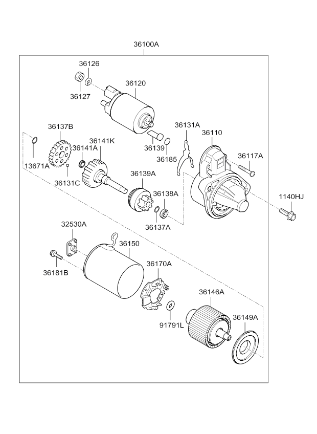 2013 All, 2013 MORNING/PICANTO 11 (2011-2015), ENGINE