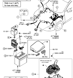 2003 mazda mx 3 rear wiring harness wiring diagram h8 on 1983 mazda rx7 wiring harness  [ 833 x 1214 Pixel ]
