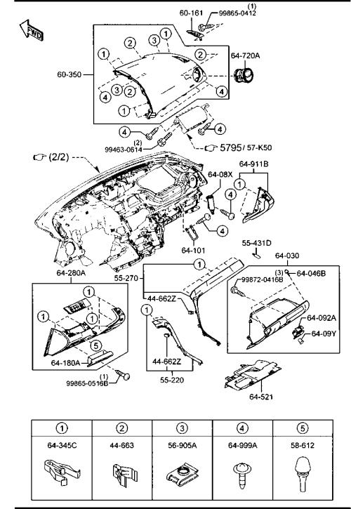 small resolution of 2009 mazda 6 parts diagram