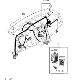 middle east mazda cx 9 tb 09 2007 body electronics 6702a jeep wiring harness diagram 09 cx 9 wiring harness diagrams [ 823 x 1214 Pixel ]