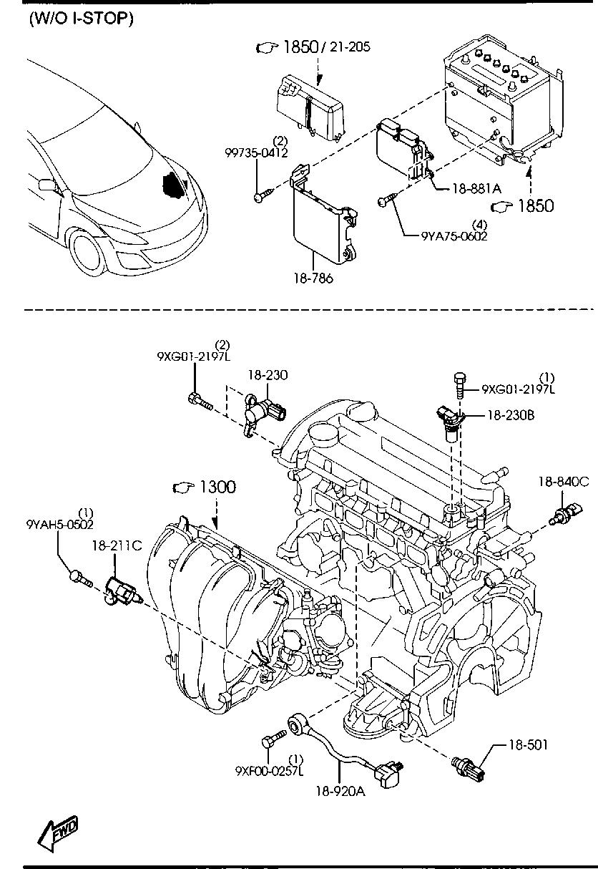 2004 Tribute Wiring Schematic. Diagram. Wiring Diagram Images
