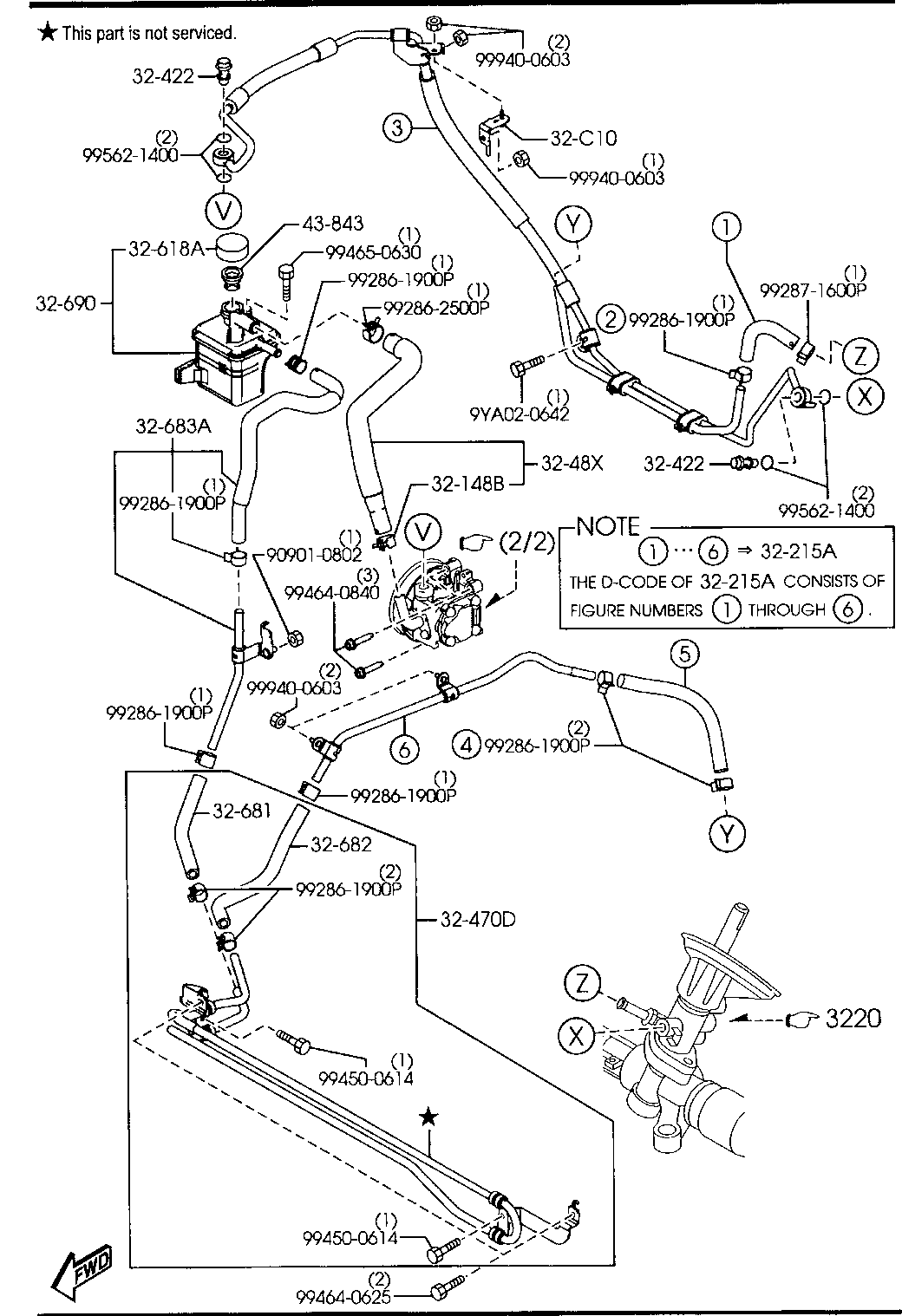 Mazda 3 Parts Diagram