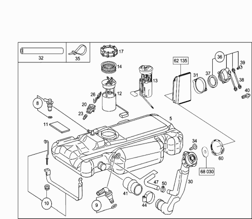 small resolution of 62 diesel fuel system diagram