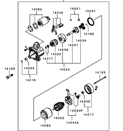 mitsubishi mirage engine diagram starter section [ 960 x 1210 Pixel ]