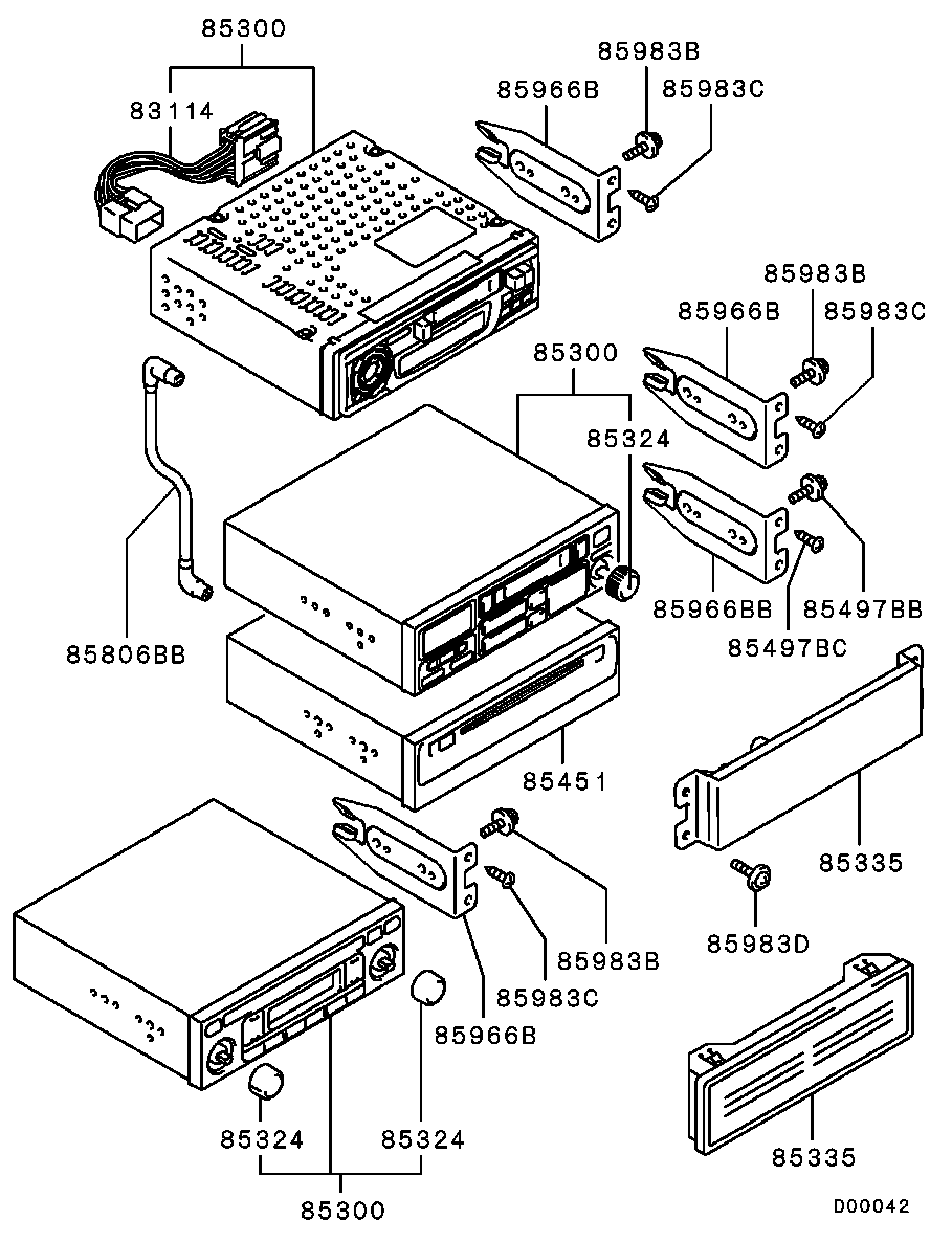 Holden Rodeo Ra Radio Wiring Diagram
