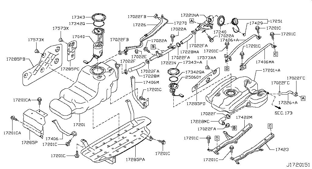 АЗИЯ леворульные, PATROL (Y62), FUEL & ENGINE CONTROL