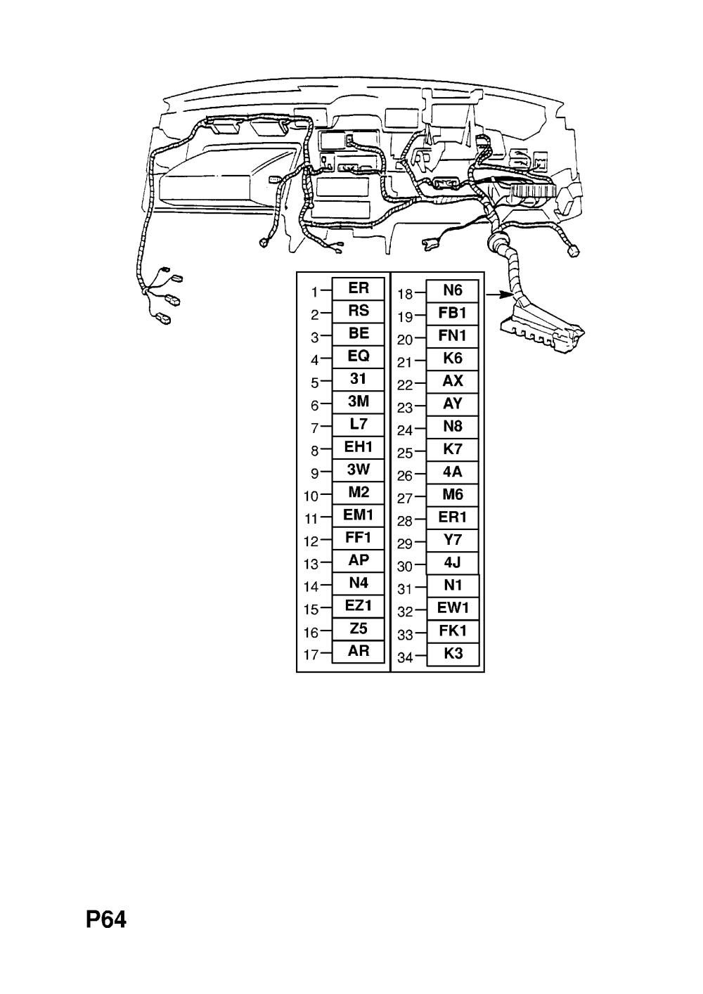 medium resolution of gm part number genuine part number description