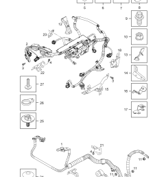 list of parts model opel corsa d 2007 p electrical 9 wiring harness  [ 2481 x 3508 Pixel ]