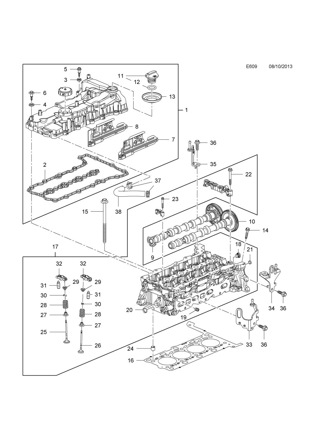 medium resolution of opel engine schematics wiring diagram dat vauxhall engine schematics