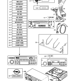 vauxhall cdr 500 wiring diagram wiring libraryvauxhall corsa b 1993 2002 q accessories [ 1860 x 2631 Pixel ]