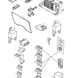 gm part number genuine part number description range fuse box  [ 1860 x 2631 Pixel ]