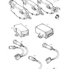 Opel Astra F 1995 Wiring Diagram Pajero 4m40 1992 1998 P Electrical 12 Body 22 Door Locking List Of Parts Model